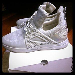 Silver Zeaven-12 Aldo sneakers